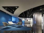 CannonDesign设计团队,为Flexera软件公司在伊利诺斯州的伊塔斯加,打造了一个新的总部...