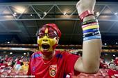 北京时间1月22日,中国国足在八强赛不敌澳大利亚遗憾告别亚洲杯。本届亚洲杯,中国球迷和国足健儿一样在...