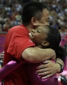 北京时间8月3日,女子体操全能冠军决出,美国道格拉斯以明显优势获得冠军,俄罗斯穆斯塔芬娜、科莫娃分获...