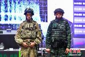 """8月17日,第四届中国-亚欧安防博览会(以下简称""""亚欧安博会"""")在新疆国际会展中心启幕,650余家中..."""