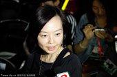 2012年09月03日讯,北京,2日,陈鲁豫和歌手李健参加汪峰北京演唱会。李健听得十分陶醉,不时在台...
