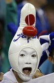 当地时间2012年7月31日,伦敦奥运会女足小组赛,日本VS南非。更多奥运视频>> 更多奥运图片>>