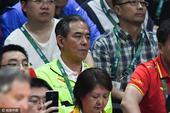 北京时间2016年8月20日,2016里约奥运会女排金牌赛中国Vs塞尔维亚的比赛正在进行中,蔡振华现...