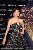 搜狐娱乐讯 第52届台湾电影金马奖颁奖典礼将于台北市国父纪念馆举行,颁奖礼主持人林志玲抹胸美裙现身。