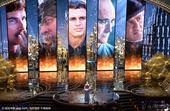 搜狐娱乐讯 第88届奥斯卡颁奖礼举行,帕特里夏-阿奎特登台颁发最佳男配角奖。