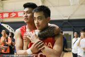 2017年5月15日,中国男篮红队公开训练,赵继伟领衔众将积极备战。