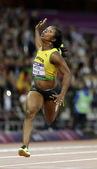 北京时间8月5日,2012伦敦奥运会女子100米决赛。牙买加选手弗雷泽-普莱斯以10秒75的成绩夺冠...
