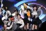 SNH48劲歌热舞秀美腿 S队获胜队员们现场飙泪