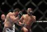 高清:UFC澳门站张立鹏获胜 打得对手满口喷血