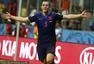 高清图:神同步!足球宝贝演绎世界杯最佳11人