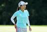 组图:美国女子公开赛首轮 冯珊珊66杆独居榜首