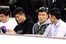 高清:北京主场战辽宁 邓超等艺体明星到场观战