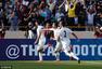 高清:12强赛国足客战伊朗 对手庆祝冯潇霆无奈