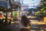 赵慧仙晒泰国私服街拍 性感甜美超迷人