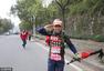 组图:2016中国三峡超级越野赛 全程共168公里