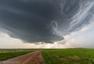 风光摄影:绝地风暴