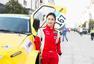 高清:中国汽车场地越野大奖赛 女车手英姿飒爽