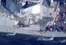美宙斯盾舰日本近海撞上3万吨货船 损失惨重