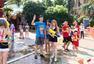 2016常州恐龙园湿身跑