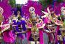 荷兰夏季嘉年华 全城狂欢色彩斑斓