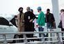 SHINee为演唱会赴日本 穿着休闲帅气不减