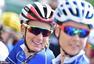 高清图:太像了! 法公路自行车手撞脸凯特王妃