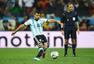 点球回放:罗梅罗两扑立功 阿根廷战胜橙衣军团