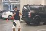 组图:中国选手李景亮拉斯维加斯集训 备战TUF23