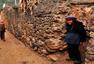 古村已有亿万年历史 猪圈里的石头都是宝贝!