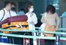 演员金裕贞低调赴新加坡 机场展超高亲和力