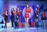 韩女团T-ara颁奖典礼劲歌热舞秀美腿