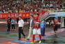 高清:恒大主场2-1苏宁 阿兰头球建功开心庆祝