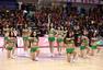 组图:辽宁篮球宝贝性感热舞 身材修长美腿引人