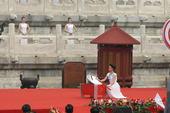 8月28日,北京2008残奥会取火仪式全过程(摄影:韩大海)