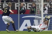 北京时间5月14日凌晨0点,德国队坐镇亚琛迪沃利体育场,和来访的马耳他进行了一场友谊赛,结果,上半场...