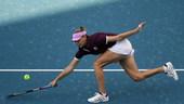 北京时间10月4日消息,总奖金450万美元的WTA皇冠赛——中国网球公开赛继续进行单打首轮的争夺,在...