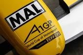 2008年9月10日,2008赛季A1世界杯汽车大奖赛,各车队多宁顿公园试车。