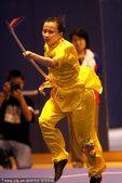 2010年11月7日讯,香港,2010亚运会前瞻,中国香港武术队备战。