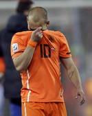 南非当地时间7月11日,2010年世界杯决赛在约翰内斯堡足球城市体育场举行,西班牙队1-0击败荷兰队...
