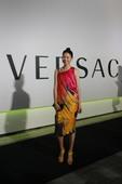 versace 09春夏北京发布会明星嘉宾