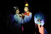 5月6日,由朝鲜血海歌剧团创作的大型歌剧《红楼梦》在北京电视台大剧院上演。演出将持续至5月9日。