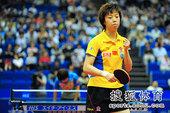 北京时间5月4日,第50届世界乒乓球锦标赛进入正赛第六比赛日争夺,在女单的两场半决赛中,赛会一号种子...