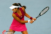 北京时间10月11日,WTA皇冠赛事中国网球公开赛中网比赛进入尾声。莲花球场的红粉们的表现给观众们带...