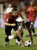北京时间9月11日,2010年世界杯欧洲区预选赛西班牙4:0胜亚美尼亚