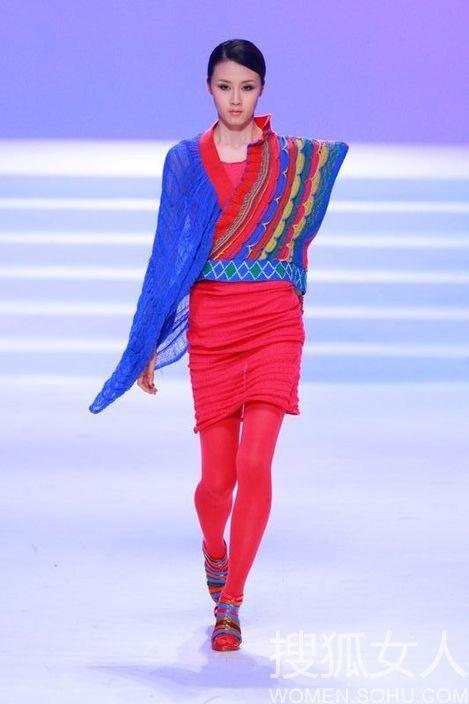 北京服装学院2011毕业生设计作品发布会