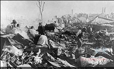 ...战争尚未结束.图为朝鲜平民遭枪杀.   主要的参战者除了朝...