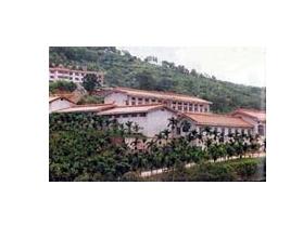 民族博物馆和仿古黎村