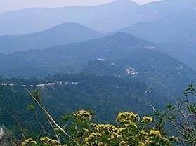 双峰山森林公园
