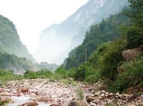 张家界/红砂溪原生态旅游观光园